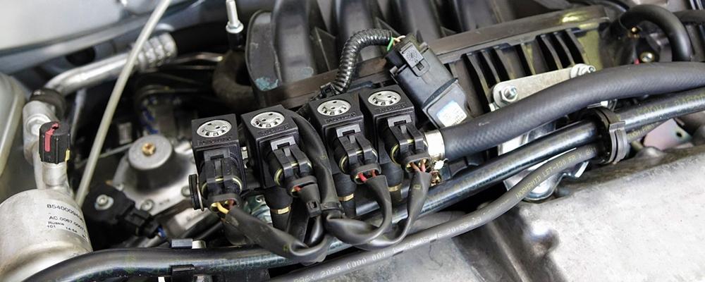 Принцип действия газового оборудования на авто
