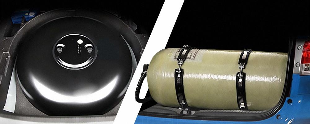 Типы систем газового оборудования для автомобилей